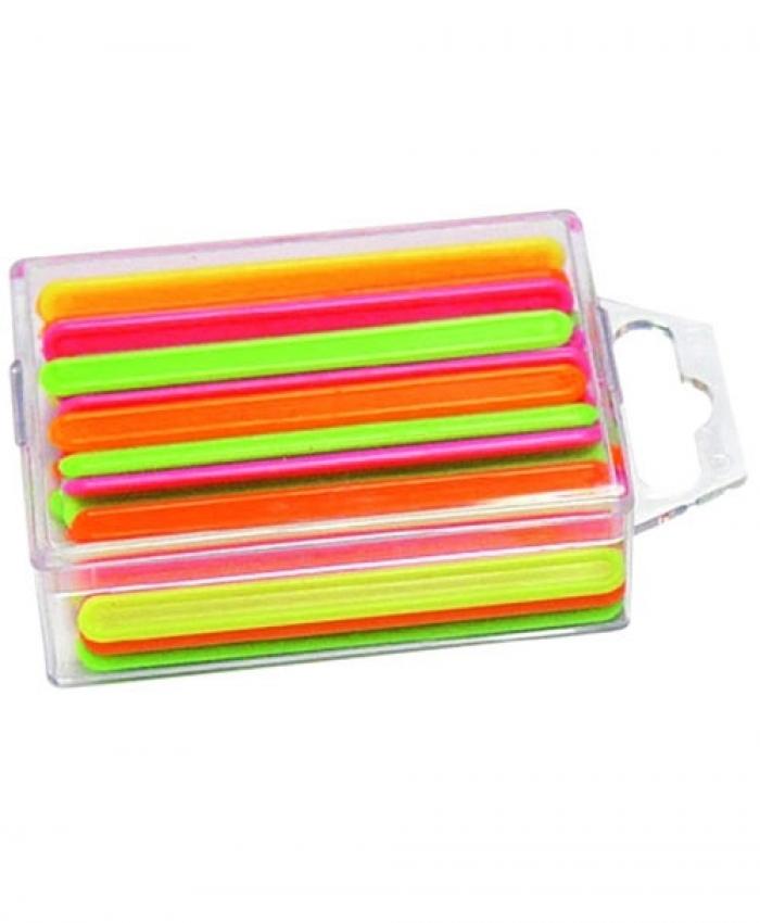 Счетные палочки 50шт цветные